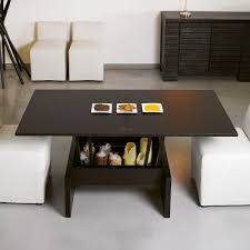 amazing space saving coffee tables that
