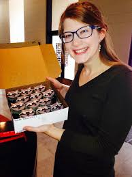 IFF] We sent The Brain Scoop's Emily Graslie cupcakes today to ...