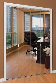 frameless mirror bifold closet doors uk