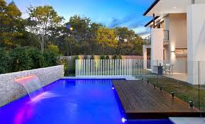 15 Transparent Glass Swimming Pool Safety Fences Home Design Lover