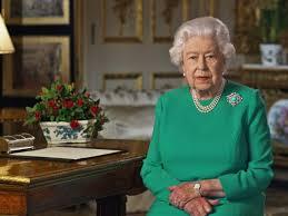 Coronavirus, il discorso della Regina Elisabetta alla nazione ...