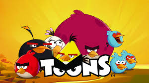 Angry Birds Toons - CAKE