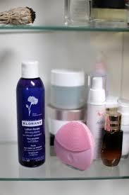 klorane fl lotion eye makeup remover