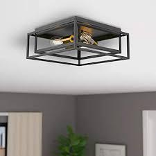 jazava flush mount ceiling light