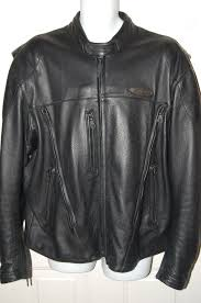 fxrg series 1 leather jacket size xl