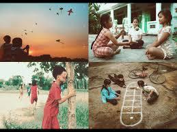 Những trò chơi dân gian gắn liền với tuổi thơ của hàng triệu người ...