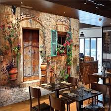 Custom Photo Wall Mural Wallpaper 3d Luxury Quality Hd European Medieval Streets Old House Cafe Favorites Large Wall Mural 3d Free High Resolution Wallpaper Free High Resolution Wallpapers From Zeze55 16 92 Dhgate Com