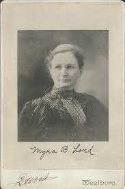 Myra Bell (Horne) Lord (1861-1933) — Family History Photo Store