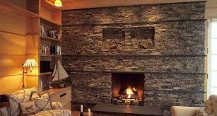 slate and granite fireplace hearths