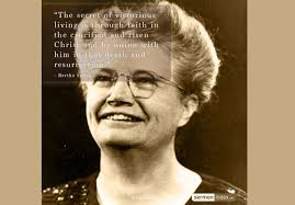 Bertha Smith Quote - Sermon Index