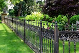 some special attributes of metal garden