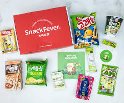June 2019 Snack Fever Subscription Box Review + Coupon - Original ...