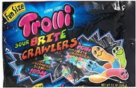 trolli sour brite crawlers fun size