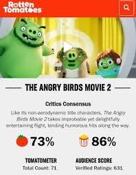 OTHER] The Angry Birds Movie 2 is only the 2nd video game ...