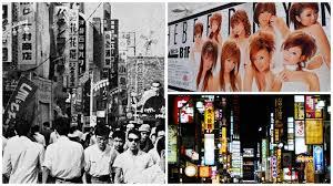 a brief history of kabukicho tokyo s