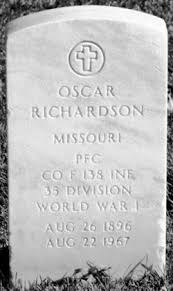 Oscar Richardson (1896-1967) - Find A Grave Memorial
