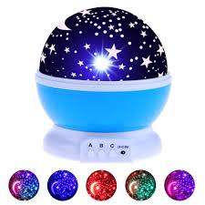 Led Rotating Night Light Projector Starry Sky Star Master Projection Lamp Kids Room Decorated Lights Christmas Gift Led Night Lights Aliexpress