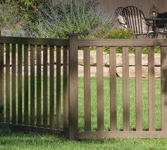 4 Woodland Select Picket Fence Husker Vinyl Inc