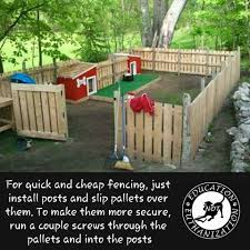 Do You Have A Yard That Isn T Fenced Here S An Easy Way To Build A Temporary Fence Fast And Cheap Many Buildings Will Let Yo Backyard Fences Dog Pen Dog Yard