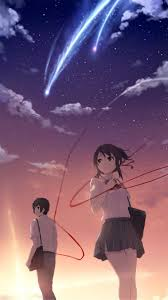 your name anime live wallpaper iphone