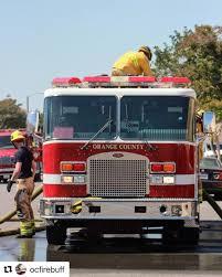 Orange County Fire Authority Engine 25 ...