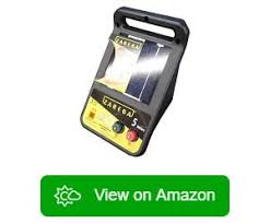 12 Best Solar Fence Chargers Reviewed And Rated In 2020
