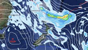 Weather: Northern New Zealand ...
