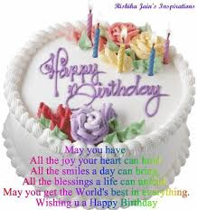 happy birthday wishes birthday cake pictures inspirational