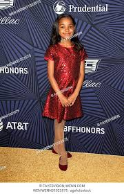 BET's 2017 American Black Film Festival Honors Awards Featuring: Saniyya  Sidney Where: Beverly Hills, Stock Photo, Picture And Rights Managed Image.  Pic. WEN-WENN31023575 | agefotostock