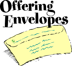 2019 Offering Envelopes – Hope Church