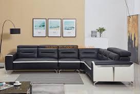 corner sofa leather sectional sofa set