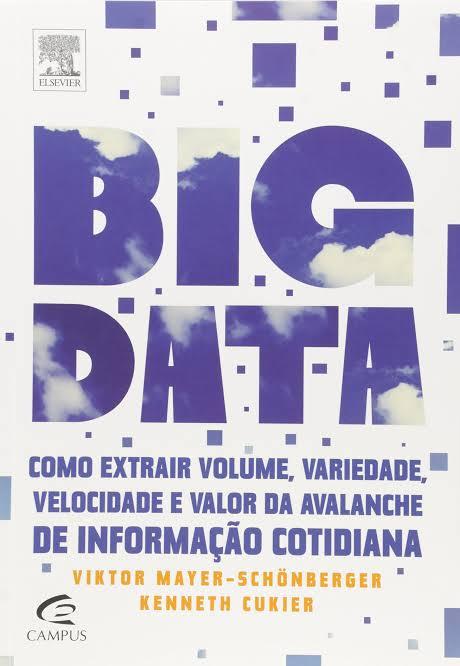 """Resultado de imagem para livro big data"""""""