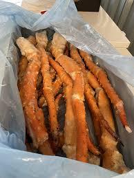 King Crab Legs JUMBO (5 LBS): Amazon ...