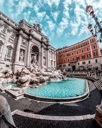 Trevi Fountain, Rome | Most beautiful places