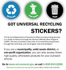 Universal Recycling Downloads Department Of Environmental Conservation