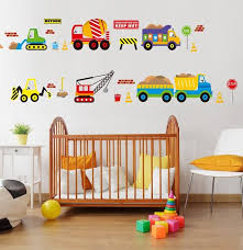 Best Top 10 Truck Wall Stickers Kids Room Ideas And Get Free Shipping A52