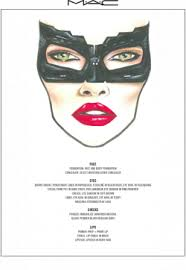 catwoman transpa face picture