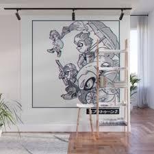 Splatoon 2 Wall Murals For Any Decor Style Society6