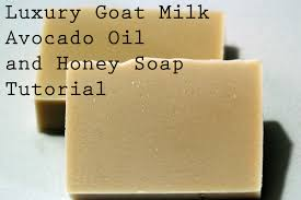 honey goat s milk soap with avocado oil