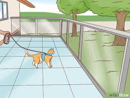 How To Make A Balcony Safe For Cats 10 Steps With Pictures