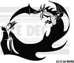 Maleficent Dragon Sleeping Beauty Car Laptop Vinyl Decal Sticker 5 99 Maleficent Dragon Laptop Vinyl Decal Vinyl Decals