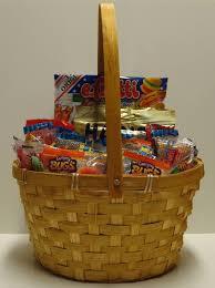 gummy candy gift basket