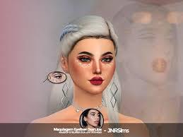 jnr anr sims makeup eyeliner dua lipa