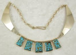 Don Juan Johnson Necklace   The Cutter Gallery