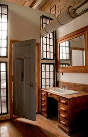 wood cabinets wall decor rustic