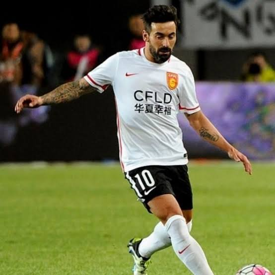 Image result for lavezzi hebei china fortune""