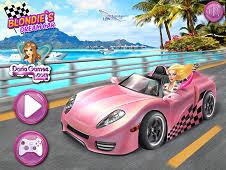 blon s dream car car games play