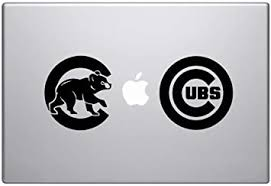 Chicago Cubs Mlb Decal Sticker Car Truck Window Laptop Wall