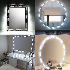 led vanity mirror lights dimmable