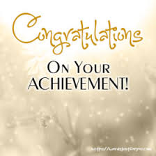 Congratulations on your Achievement | Words Just for You! – Free ...